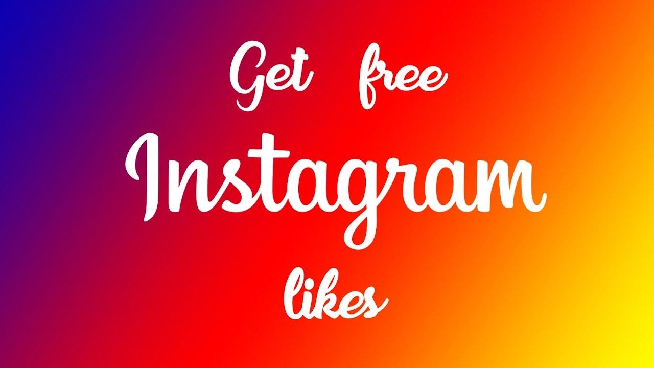 как получить 50 бесплатных лайков в Инстаграм