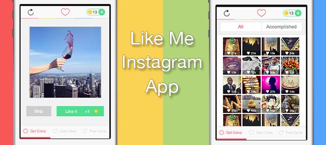 накрутка лайков в инстаграм через приложения