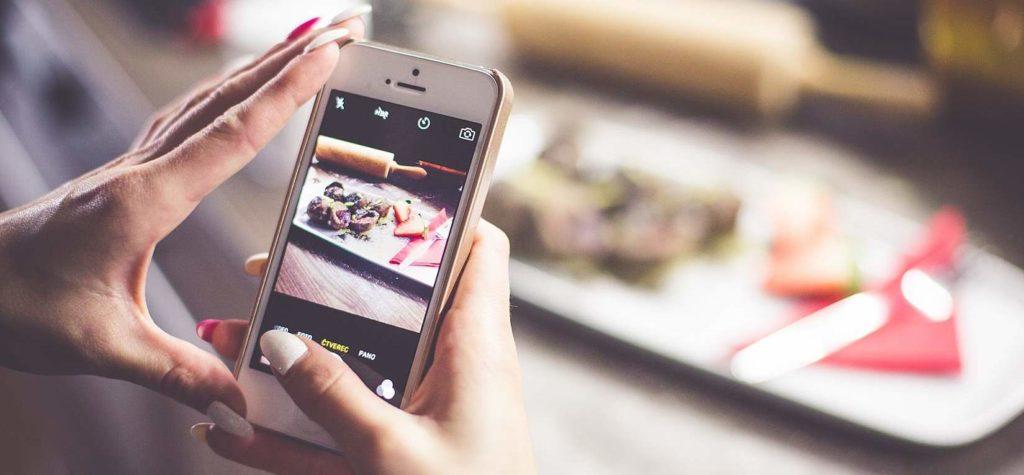 как правильно фотографировать для инстаграм