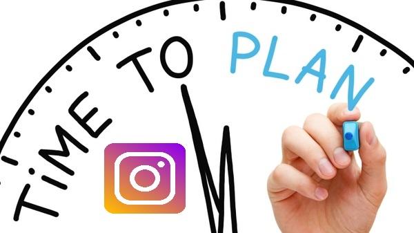 как продвигать аккаунт в instagram контент план