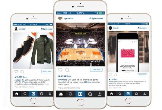 зачем и как разместить рекламу в Инстаграм официально в ленте
