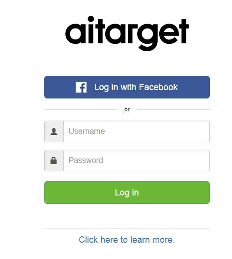 реклама в Инстаграм блог через сервис aitarget