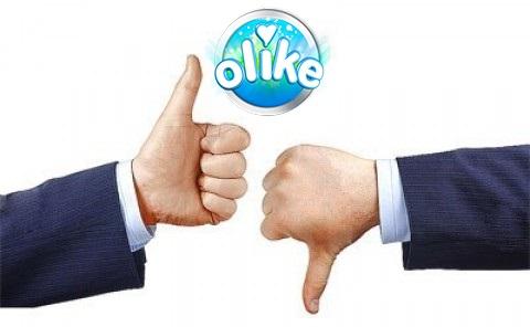 Olike достоинства и недостатки сервиса