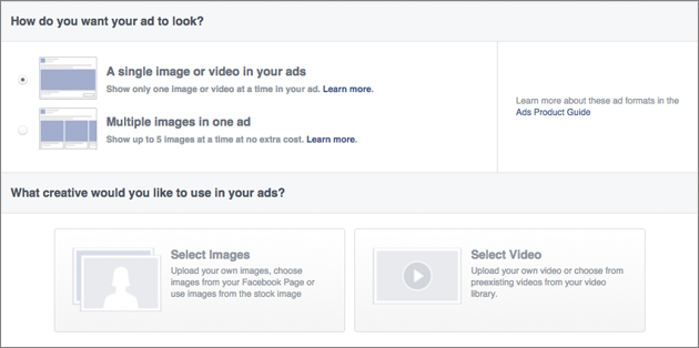 как настроить работа с Инстаграм через фейсбук для продвижения