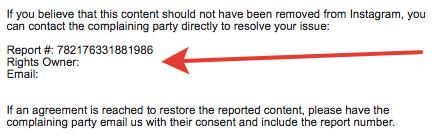 почему заблокировали аккаунт в инстаграме