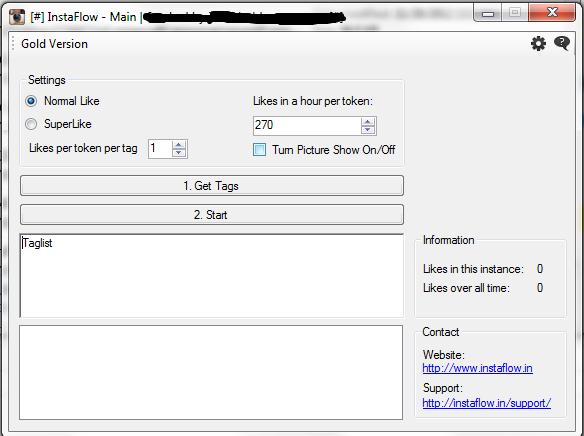 программа instaflow для автоматической отписки в инстаграм