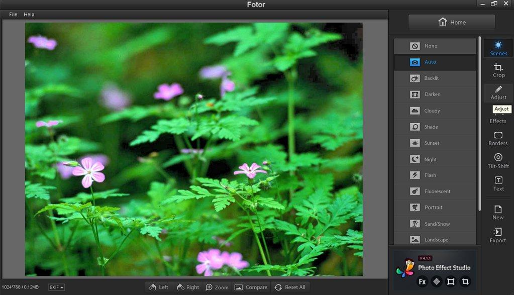 программа fotor для обработки фото в инстаграм