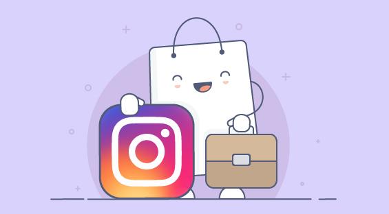Покупка товаров в Инстаграм в несколько кликов